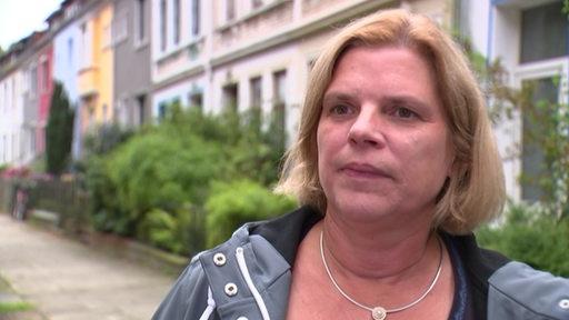 Linken Politikerin Kristina Vogt