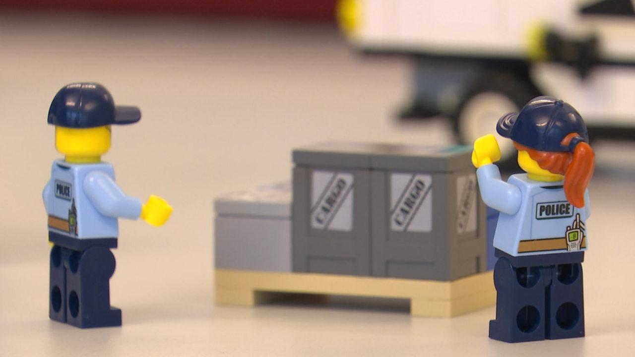 Darum lässt Lego in Bremerhaven bunte Spielzeugsteine beschlagnahmen - buten un binnen